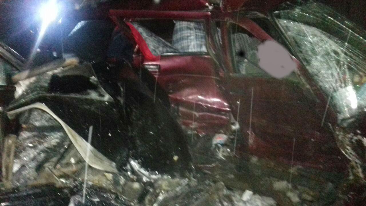 ВАндреапольском районе при столкновении легковых автомобилей погибли два человека