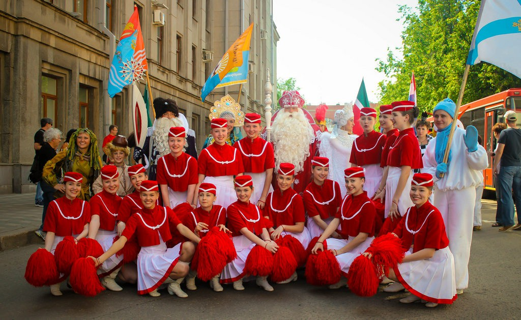 Волшебный фестиваль