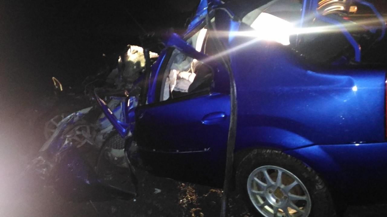 ВВышневолоцком районе вДТП умер 35-летний автомобилист