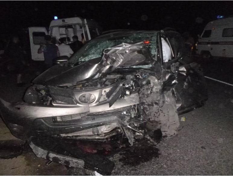 Один умер итрое в клинике после ДТП вТверской области