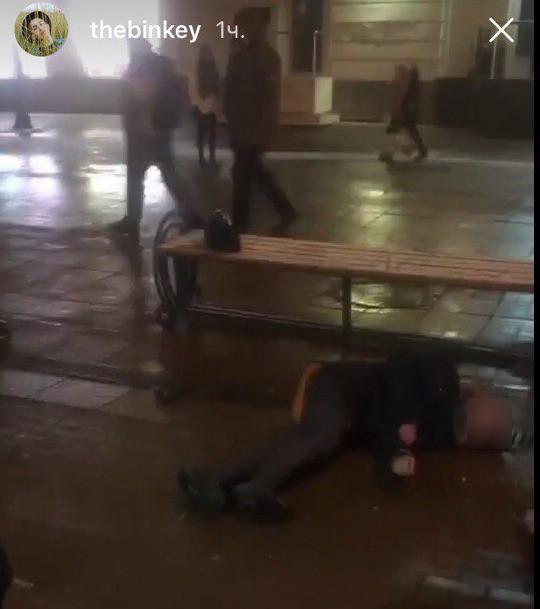 В центре Твери застрелился подросток