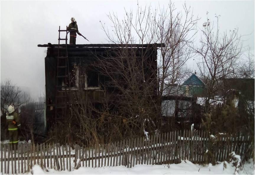Мать идвое малолетних детей погибли напожаре вТверской области