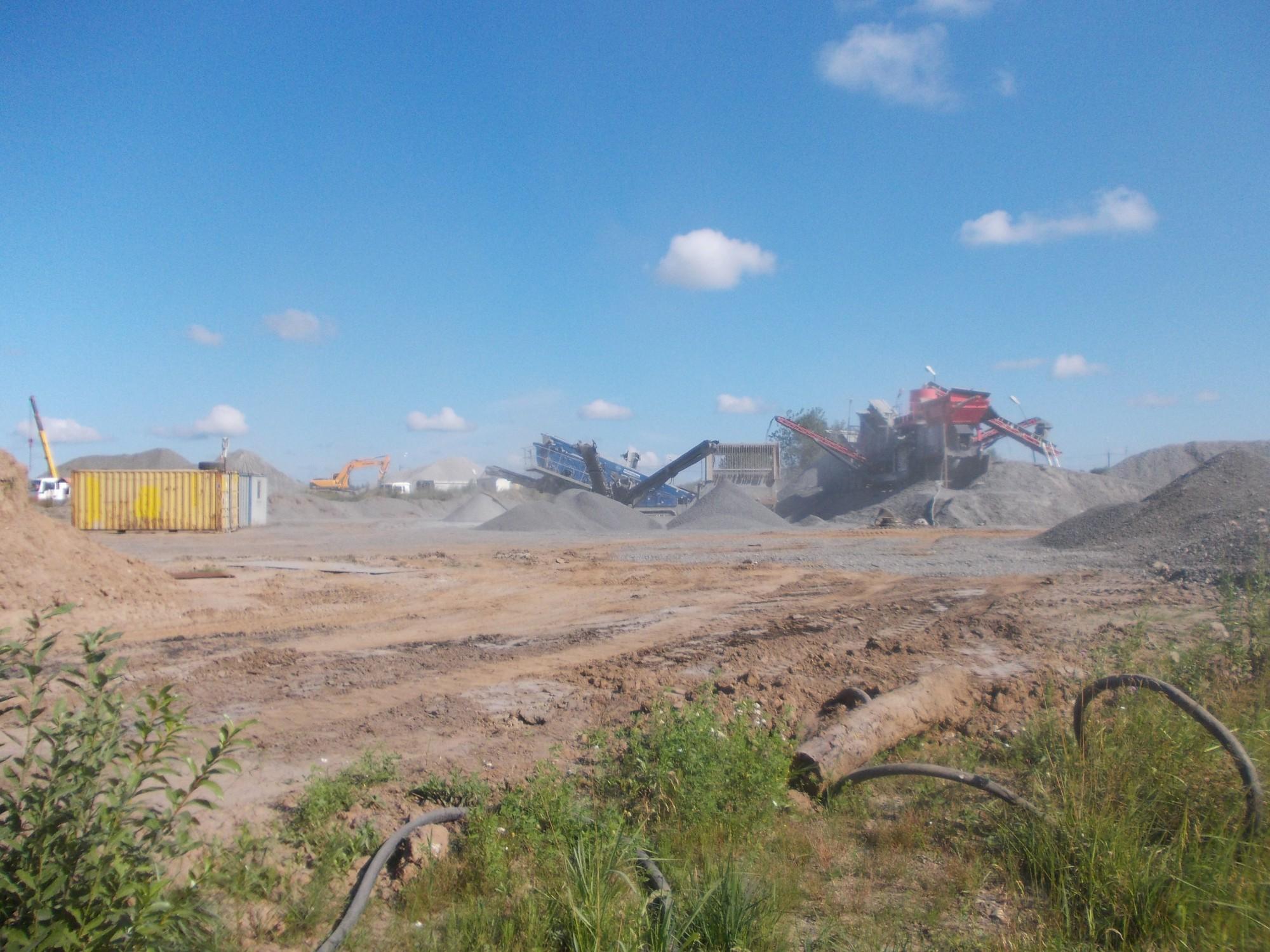 Насельхозучастке вТверской области нелегально построили завод