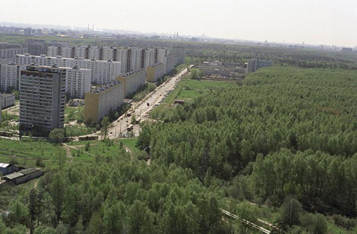 Идея создания зелёного пояса Калуги поддержана областью