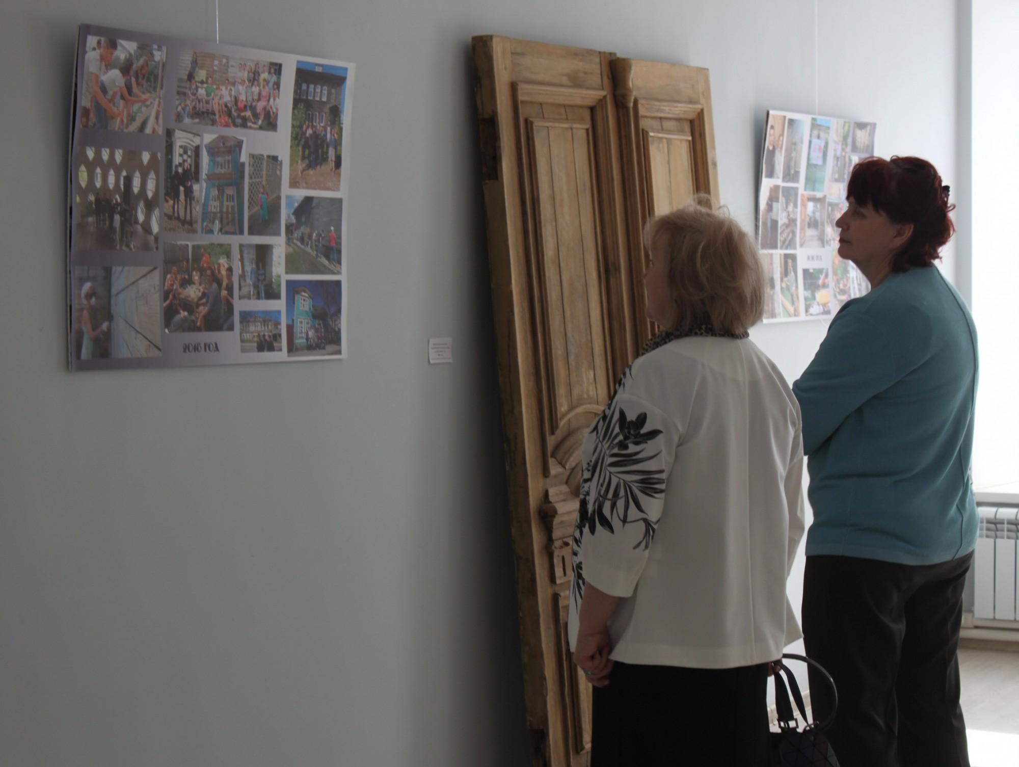В Кимрах открылась выставка «Музей исторических вещей»