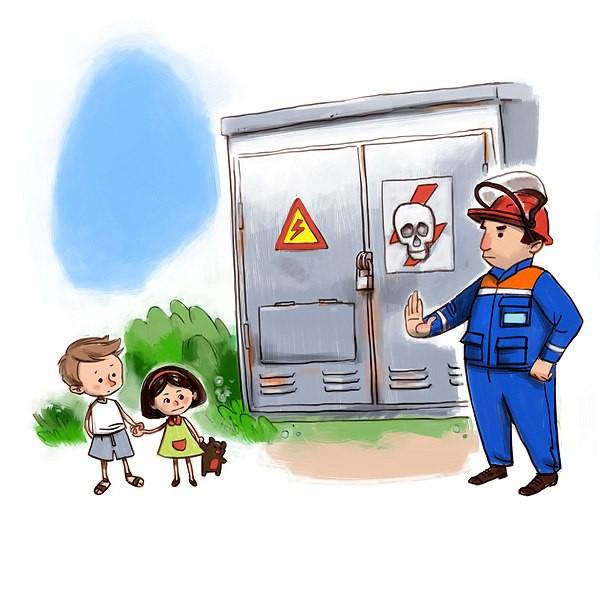 Электр картинки для детей