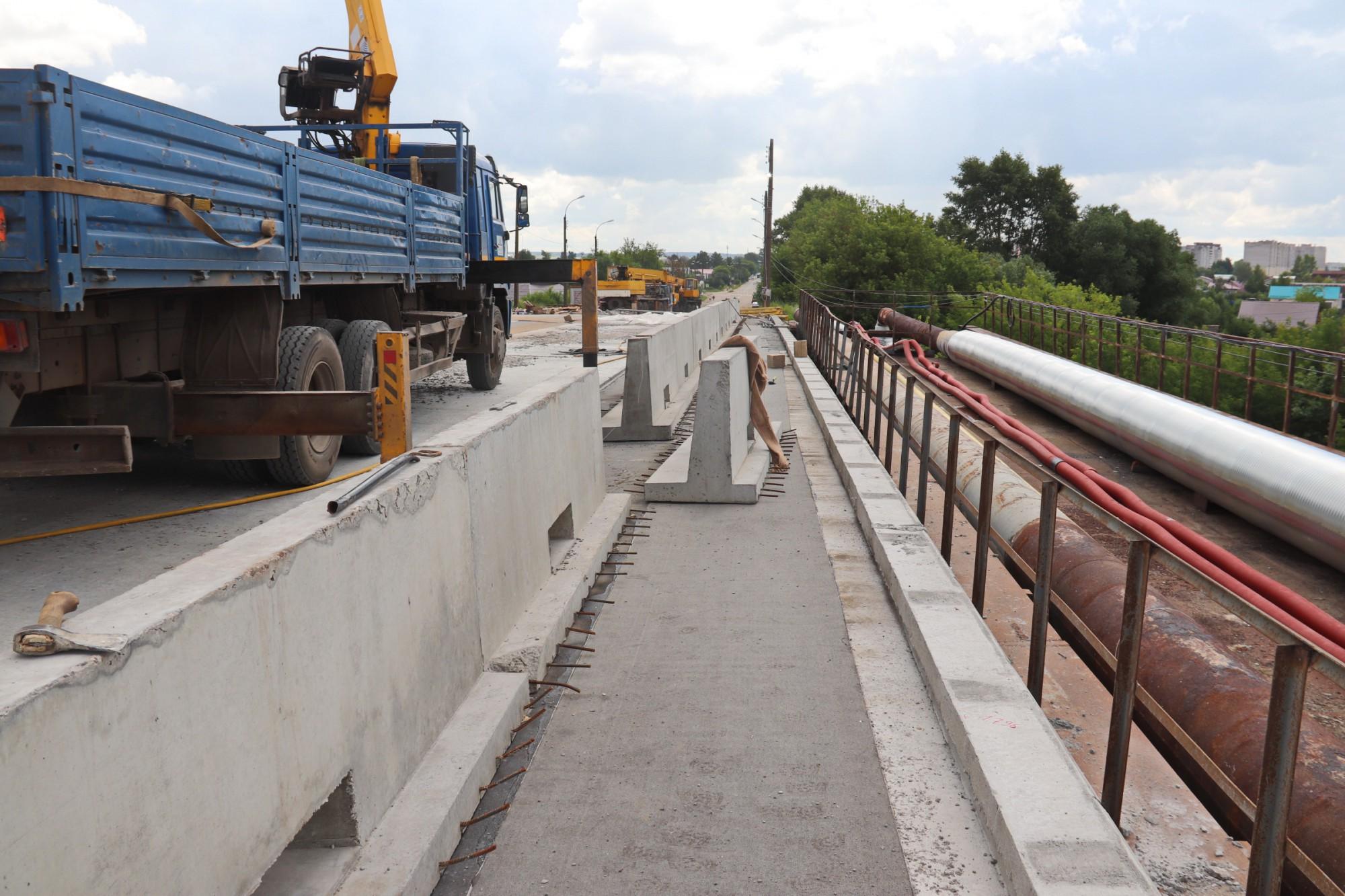 Открытие Крупского моста в Твери перенесено почти на две недели