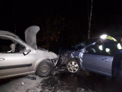 В 2-х ДТП вТверской области пострадали дети-пассажиры