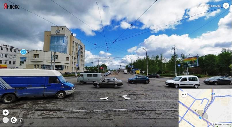 Госавтоинспекция Тверской