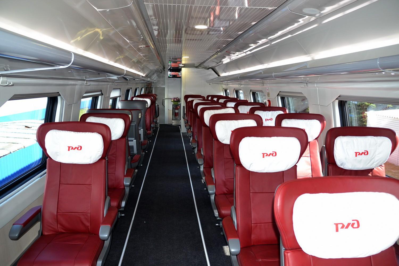 Схема двухэтажного поезда москва воронеж фото 894