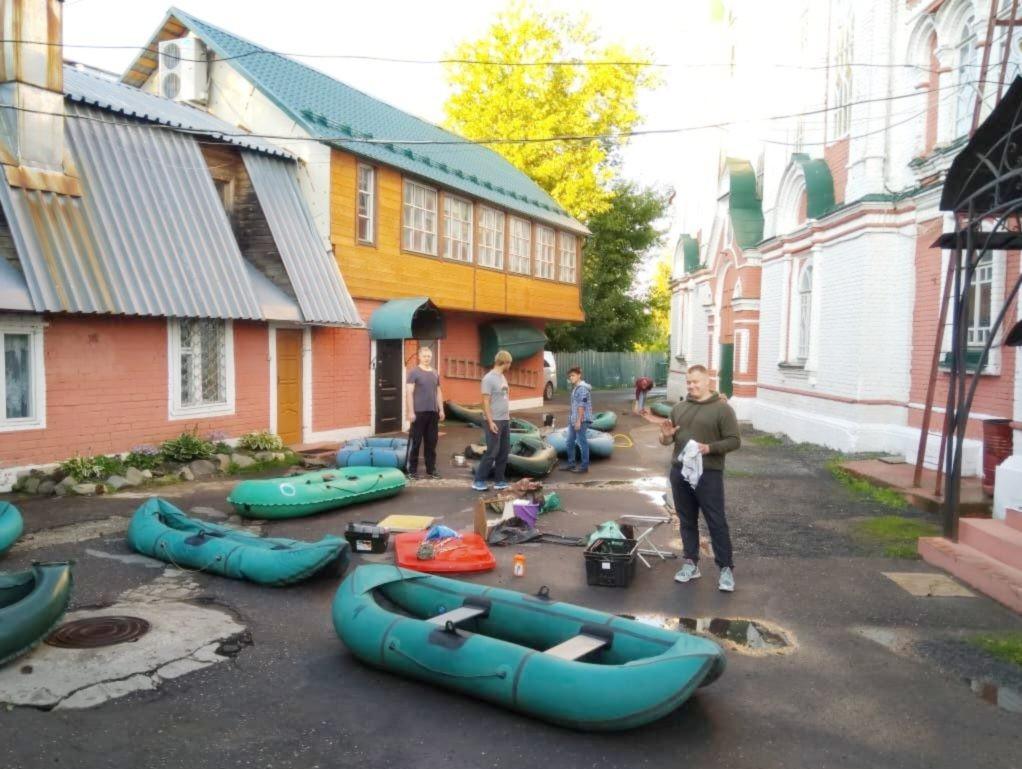 Кимрский молодежный клуб готовится к водному паломничеству
