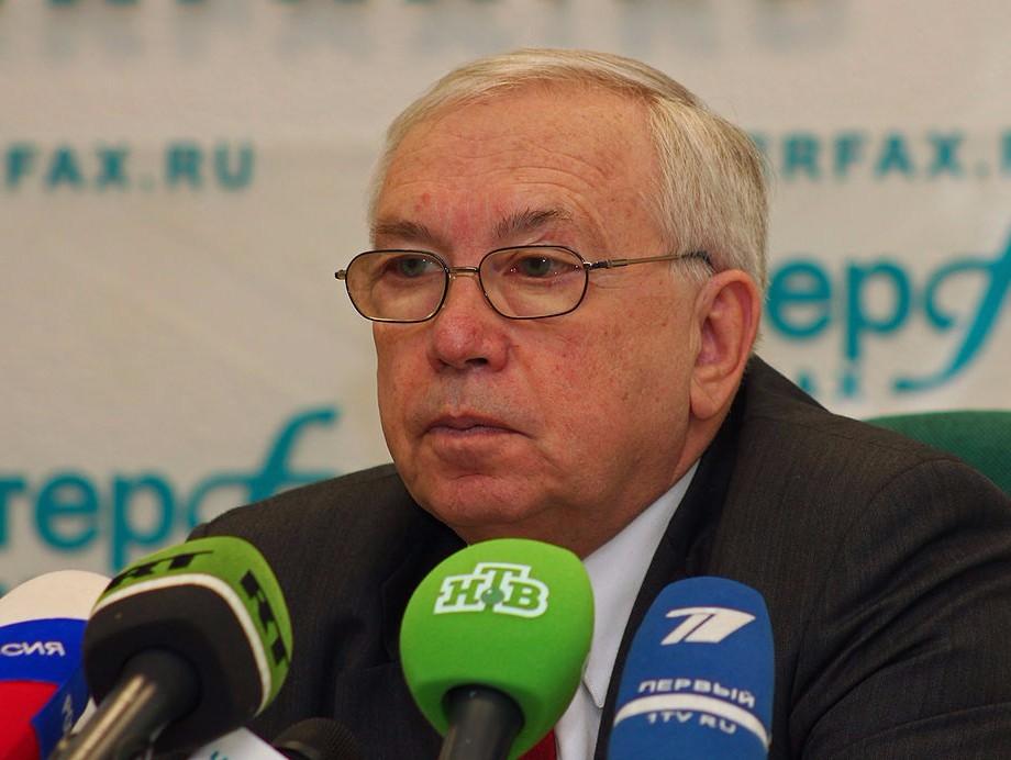 Владимир Лукин избран зампредом комитетаСФ помеждународным делам
