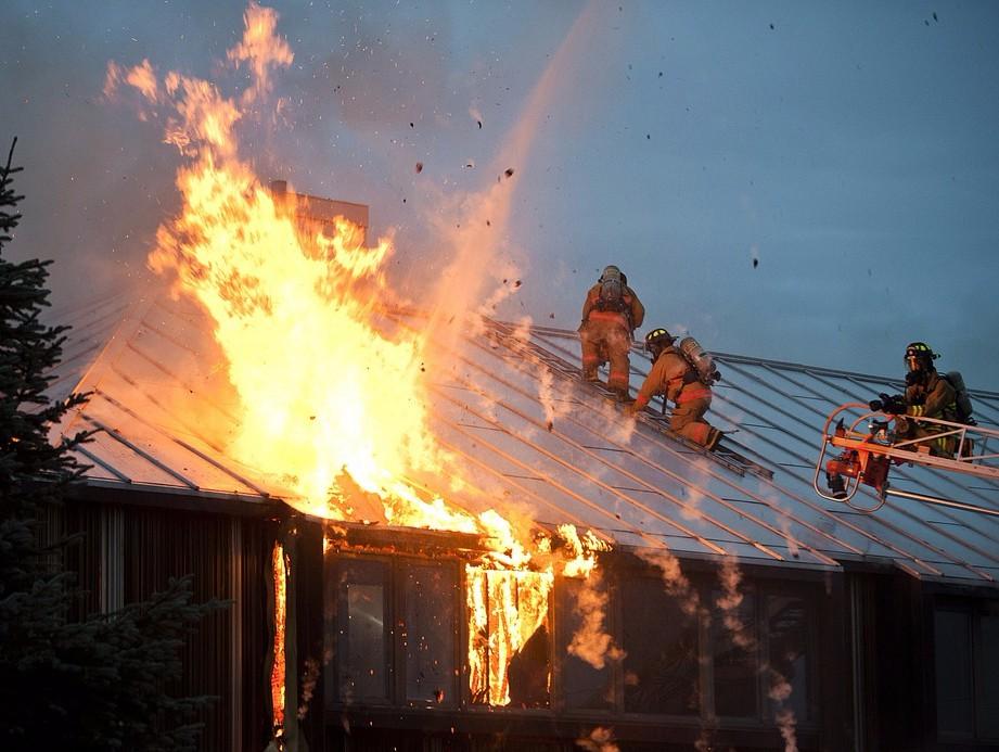 ВТверской области женщина погибла при пожаре - проводится проверка