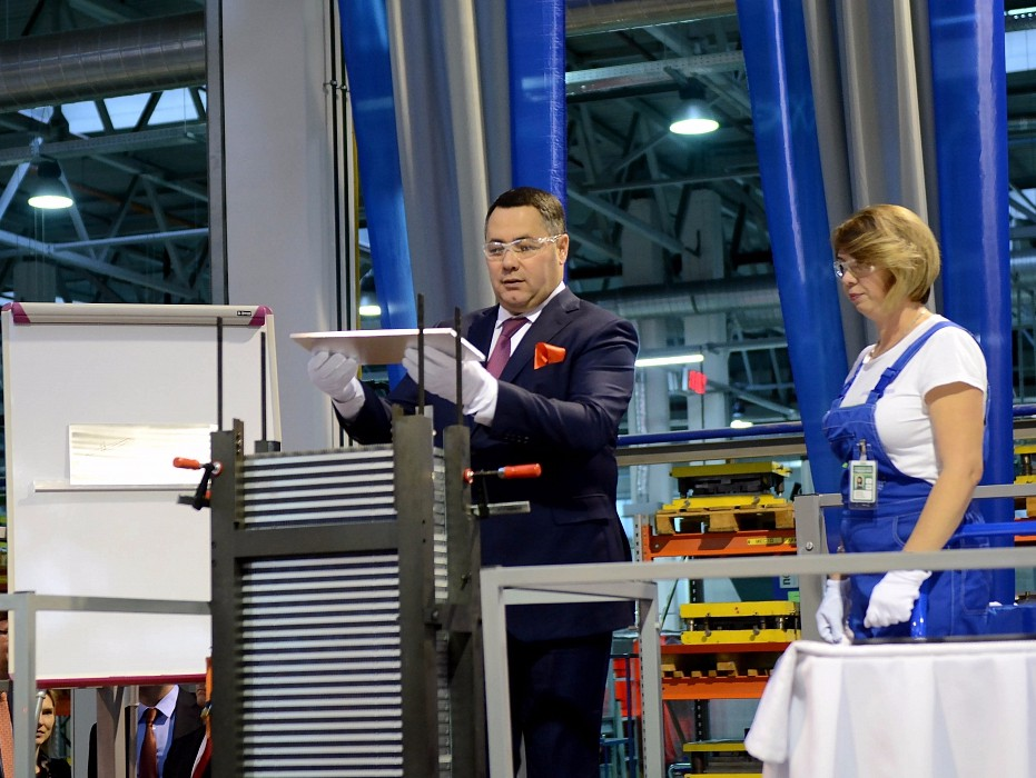 ВКимрах будет расширено производство приборов для кондиционирования салонов самолетов