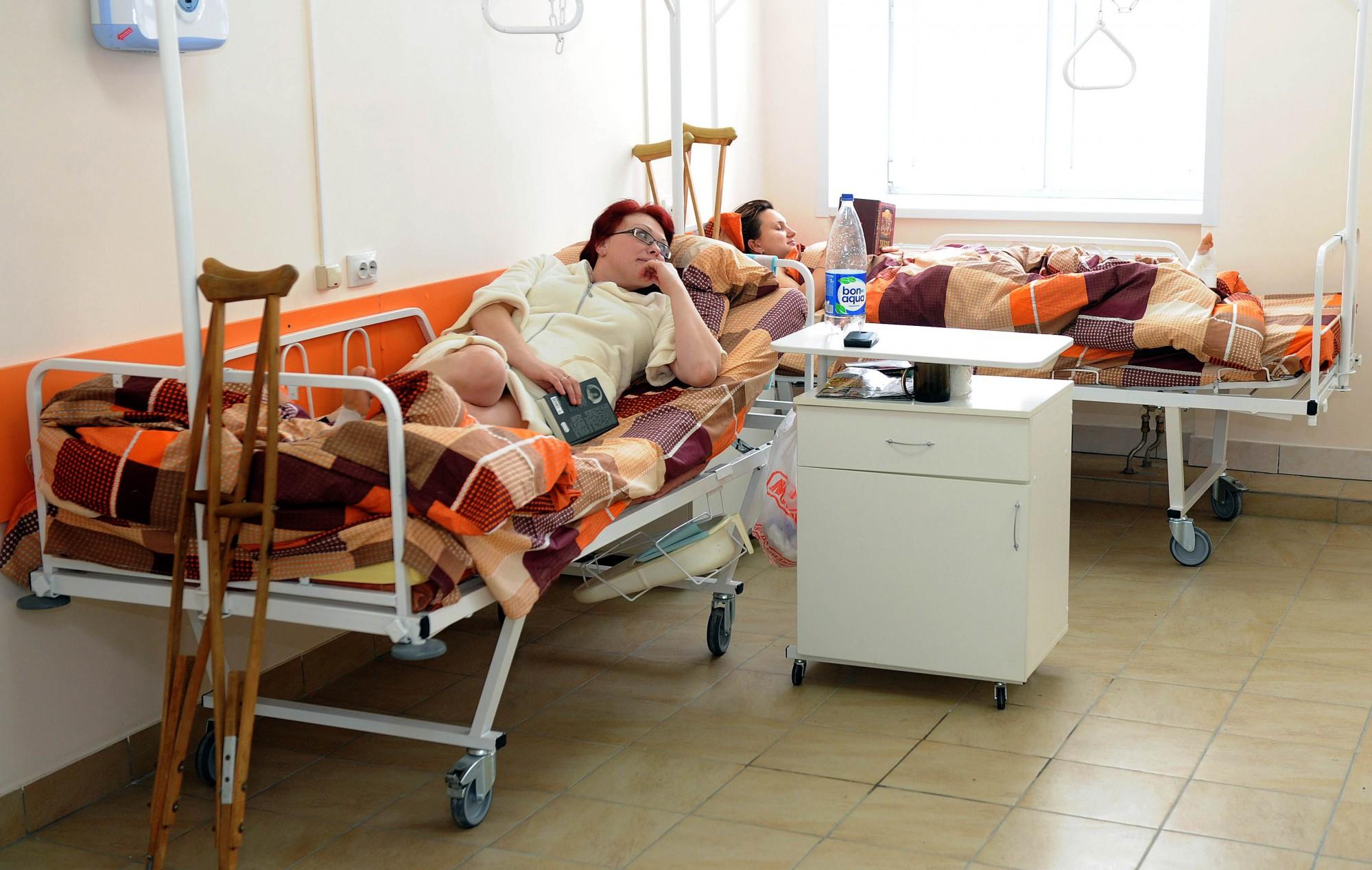 Детская краевая больница фото