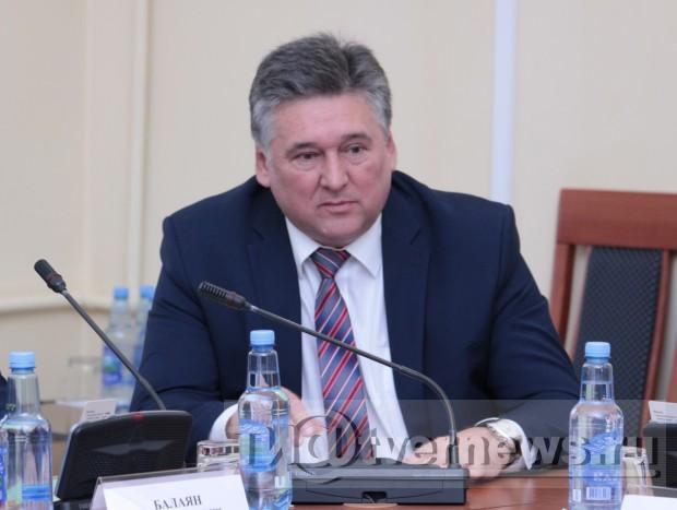 Губернатор Игорь Руденя поздравил Алексея Огонькова сназначением главой администрации Твери