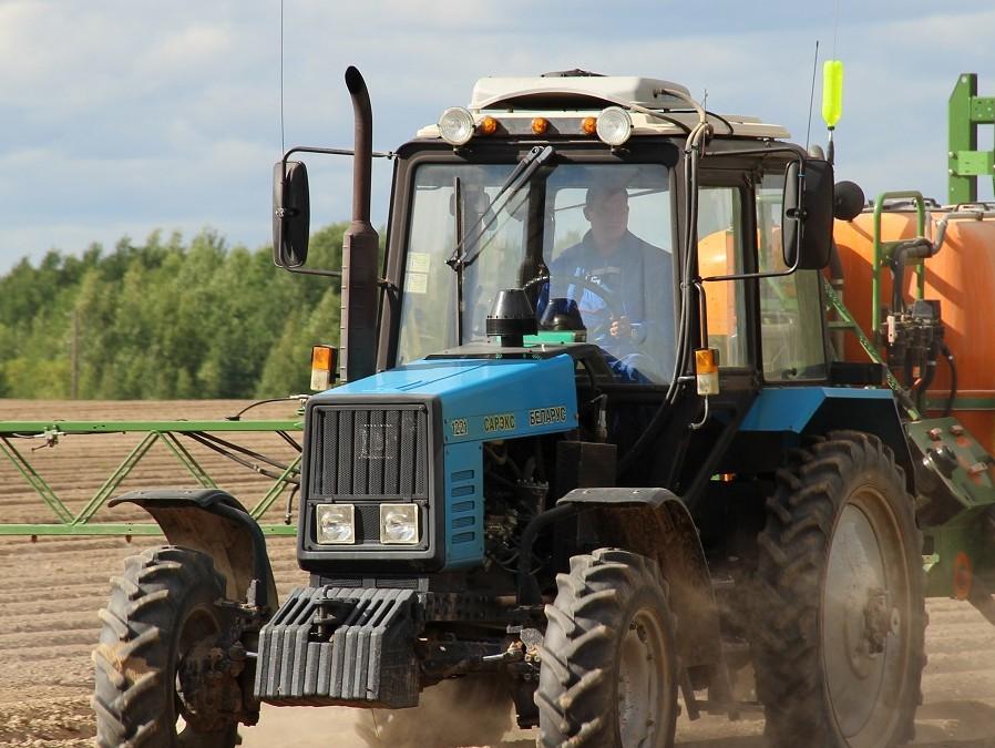 Аграрии Ульяновской области приступили ксеву яровых культур