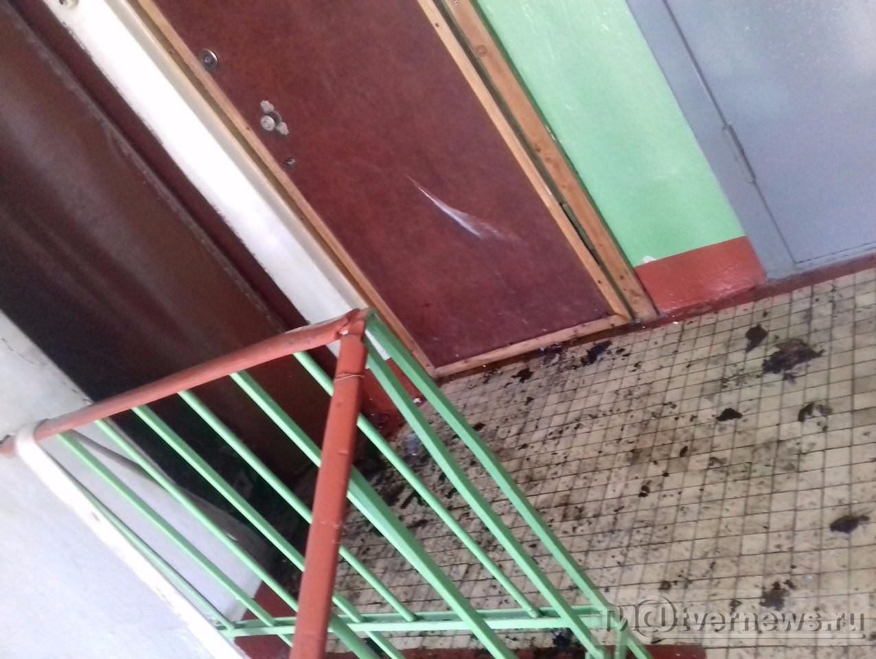 ВТвери всгоревшей квартире умер человек