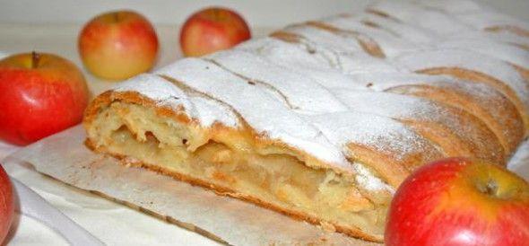 Тесто для яблочного пирога рецепты с
