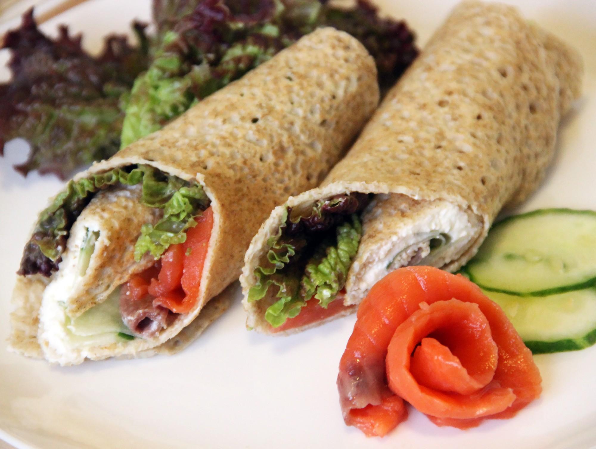 Поке с лососем / Блюда из лосося / TVCook: пошаговые рецепты с фото | 1505x2000