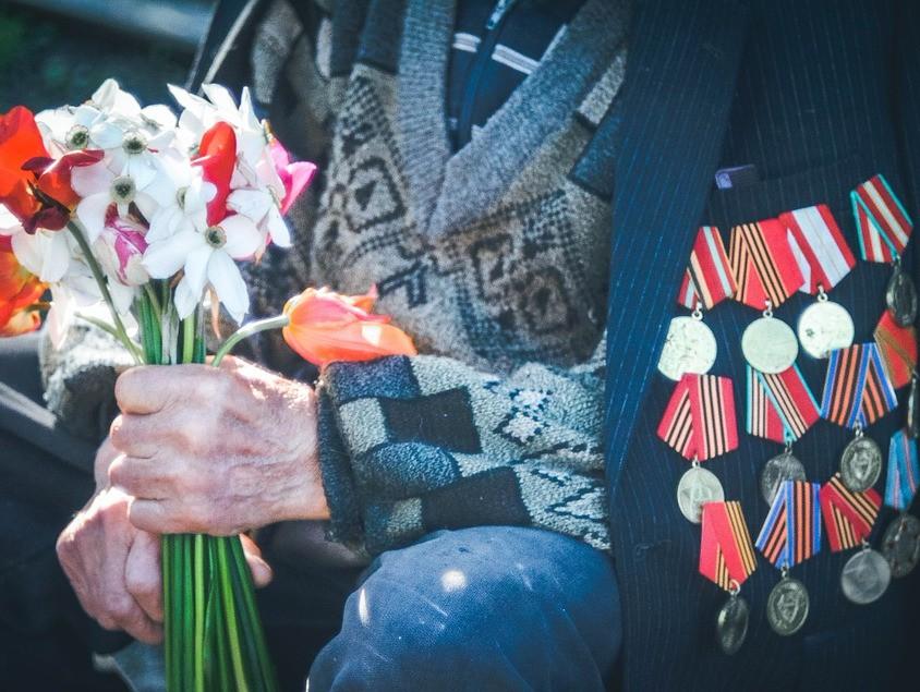 Тверские ветераны кДню Победы поучат по5 тыс. руб.