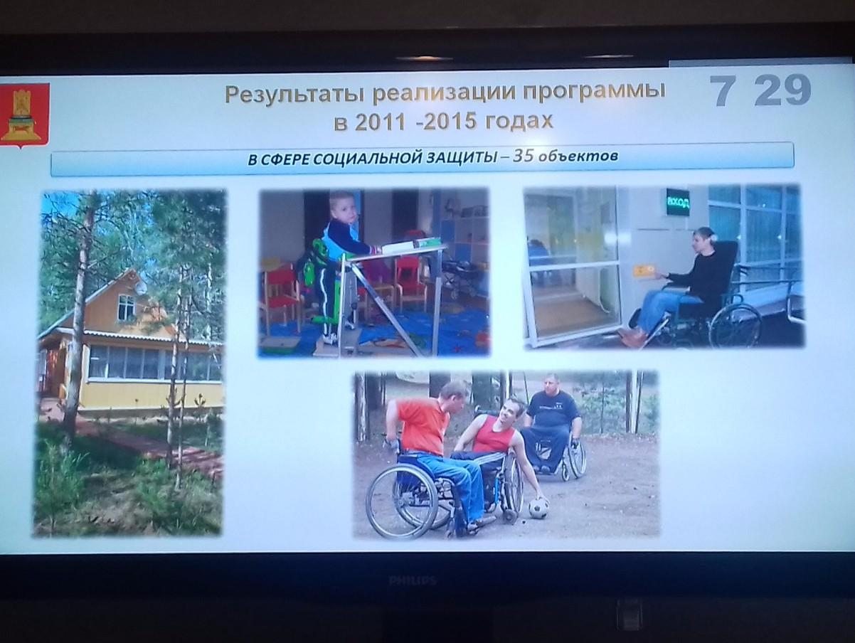 Нафинансирование «Доступной среды» Тверская область потратит 47 млн. руб.