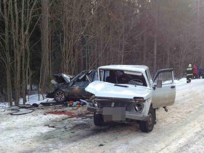 ВДТП вКалининском районе погибло двое человек