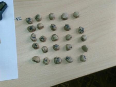 ВТвери полицейские изъяли урецидивиста 25 свертков сгероином