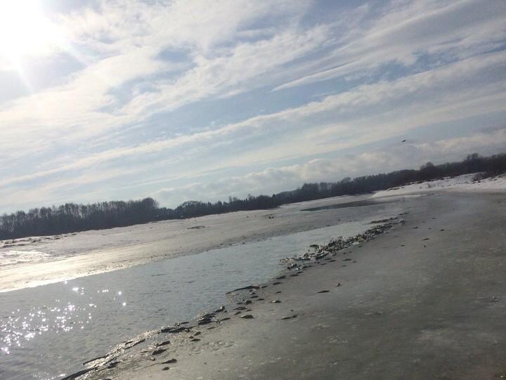 В Конаково три рыбака провалились под лёд
