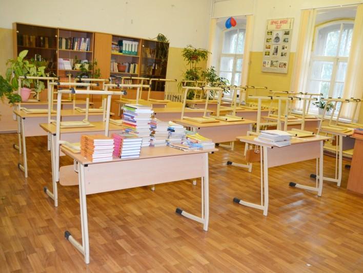 Ижевские школы приняты кновому академическому  году