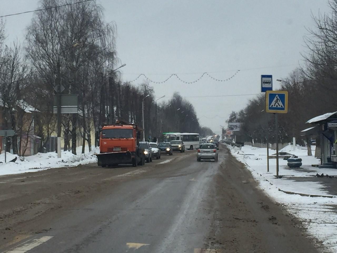 ВТвери маршрутка столкнулась савтобусом