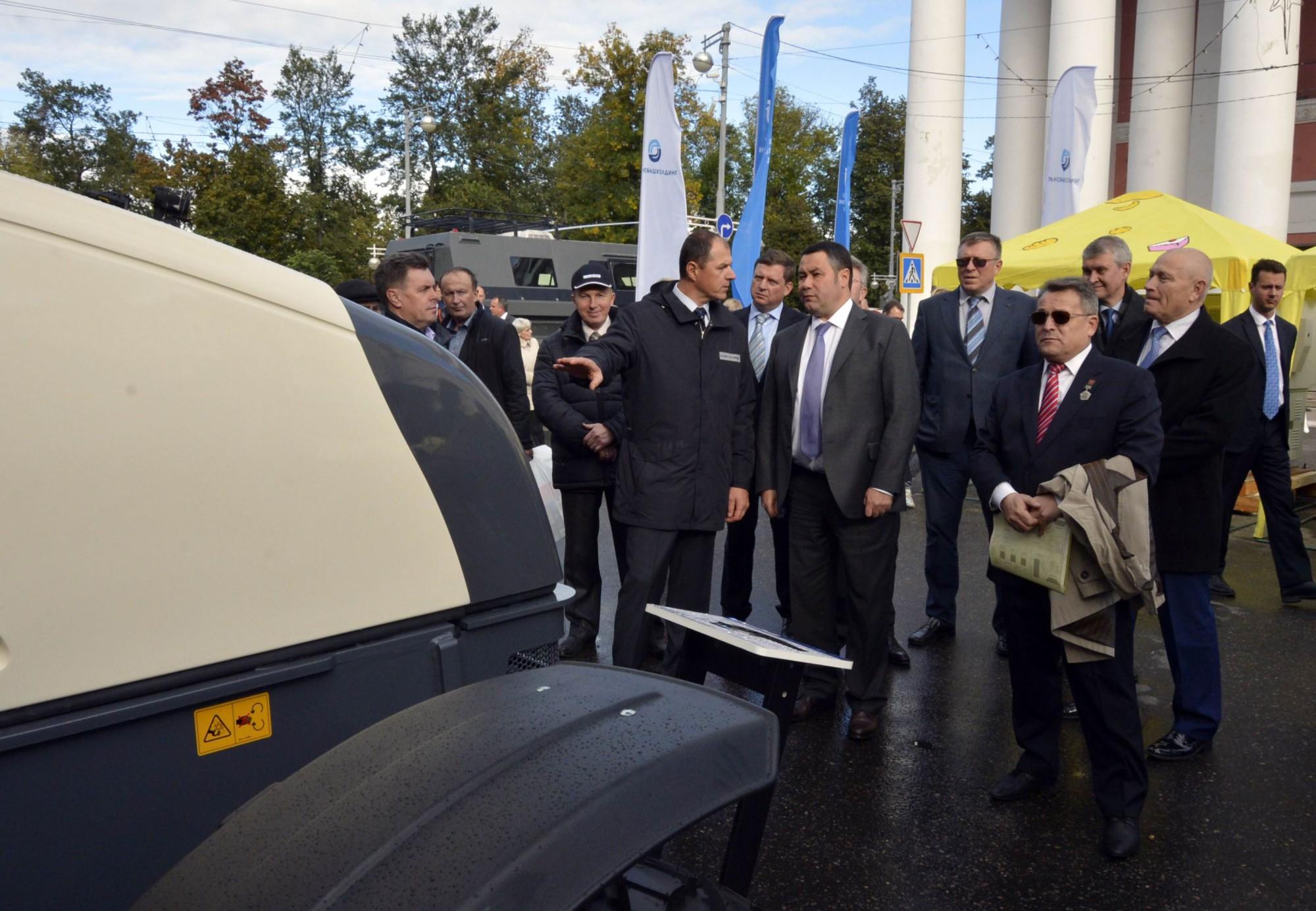 П.Порошенко: машиностроение одна из главных областей, которая обеспечивает обороноспособность государства Украины