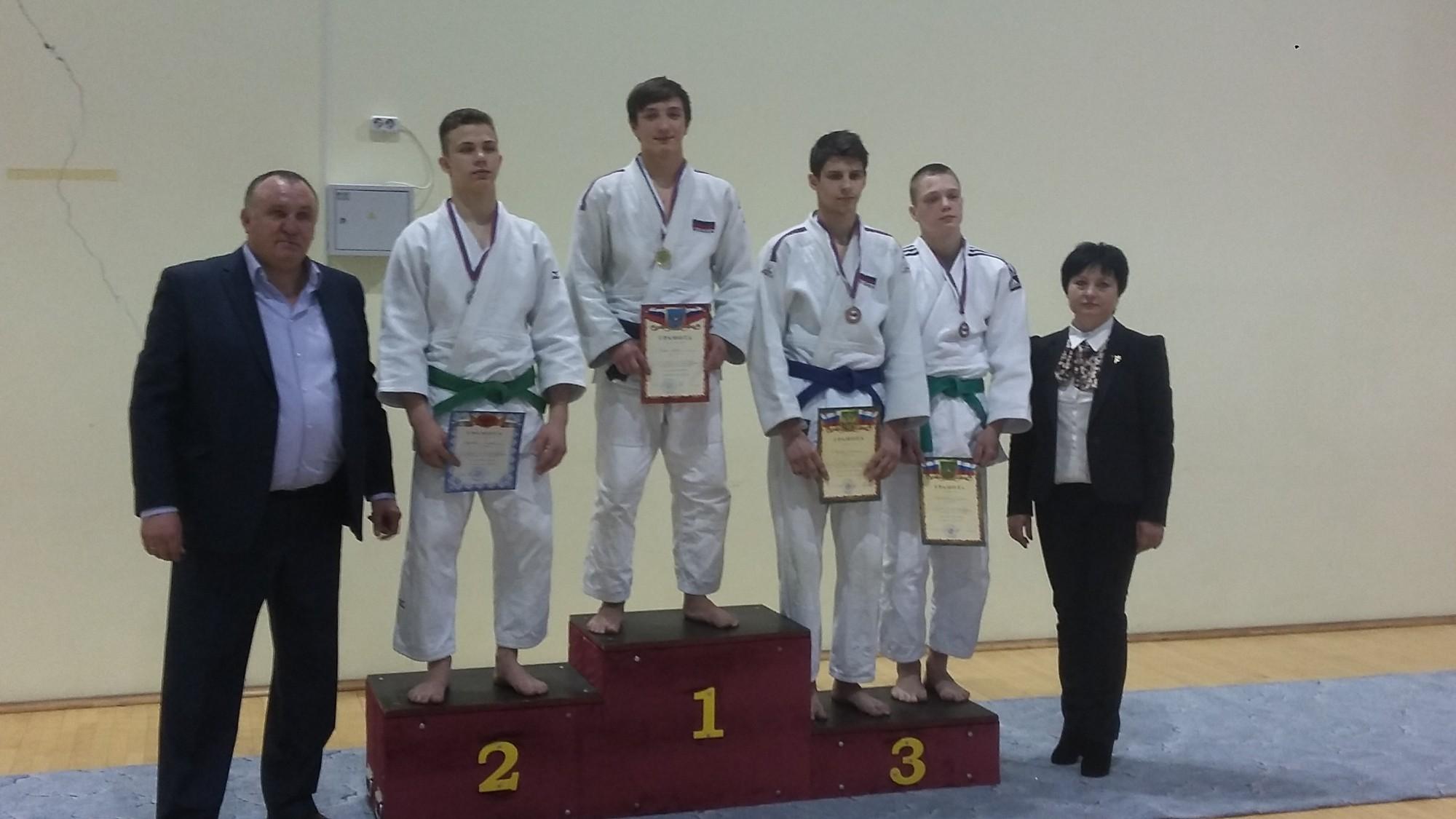 Тверские спортсмены стали призёрами состязаний подзюдо иуниверсальному бою