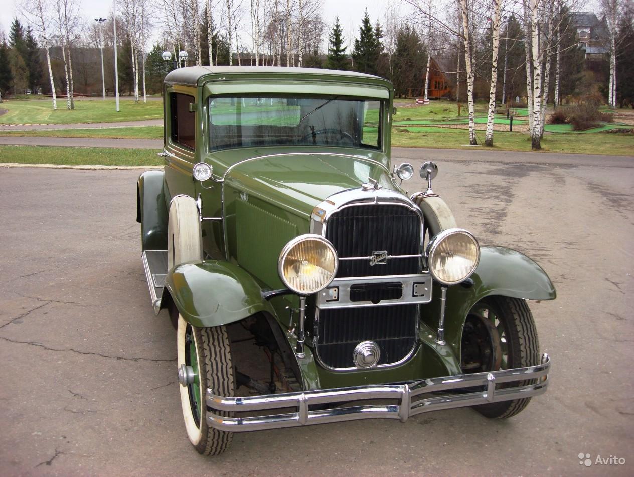 Автомобиль эпохи «сухого закона» выставили на продажу в Кимрском районе