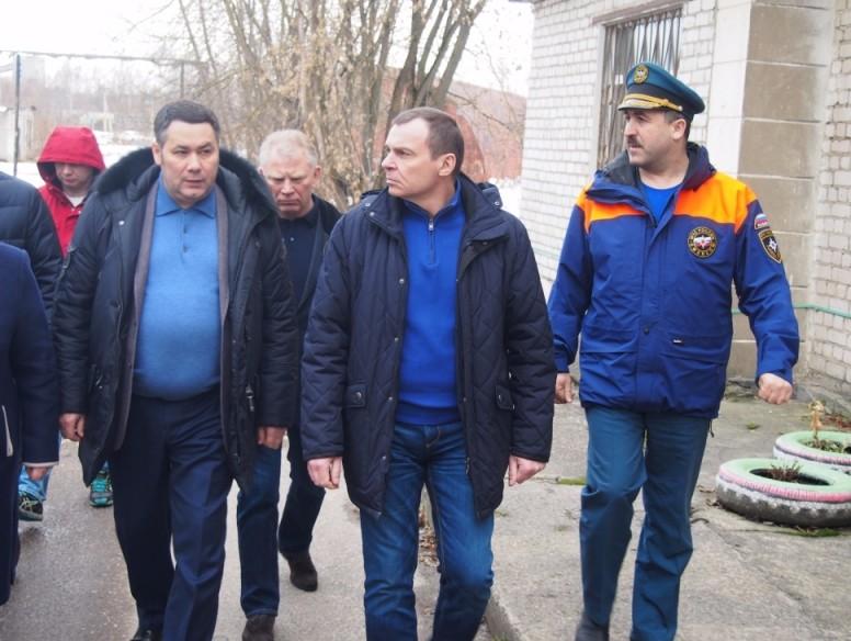 Руководитель тверского МЧС Арсен Григорян будет зампредом руководства области
